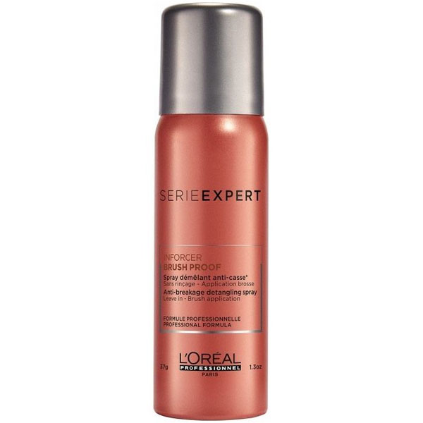 Купить несмываемый спрей L'Oreal Professionnel Inforcer Brush Proof Spray