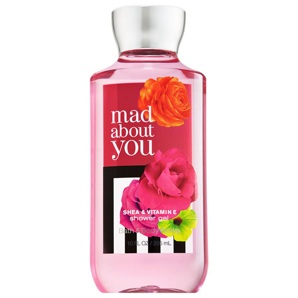 Купить гель для душа Bath and Body Works Shower Gel Mad About You