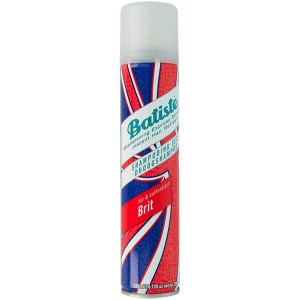 Купить сухой шампунь Batiste Dry Shampoo Brit Fier and Authentique