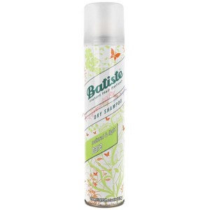 Купить мухой шампунь Batiste Dry Shampoo Natural and Light Bare