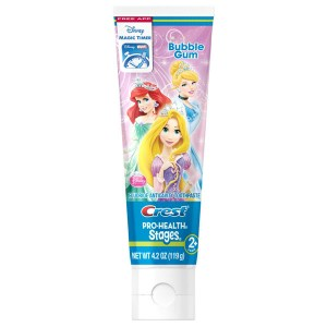 Купить зубная пасту для детей Crest Pro-Health Stages Disney Princess Kid's Toothpaste
