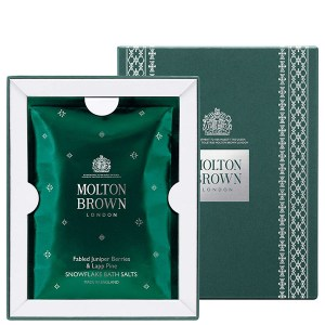 Купить соль для ванны Molton Brown Fabled Juniper Berries & Lapp Pine Snowflake Bath Salts