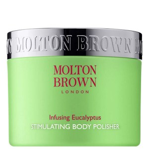 Купить скраб для тела Molton Brown Infusing Eucalyptus Stimulating Body Polisher