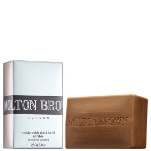 Купить мыло для бритья Molton Brown Moisture-rich Aloe & Karite Ultrabar
