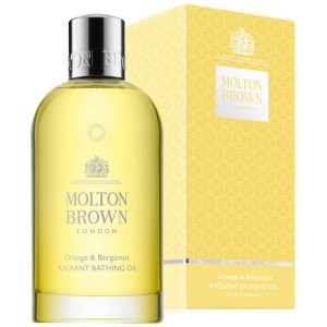 Купить масло для ванны Molton Brown Orange & Bergamot Radiant Bathing Oil