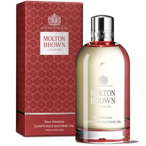 Купить масло для ванны Molton Brown Rosa Absolute Sumptuous Bathing Oil