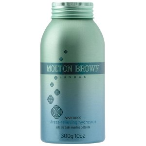 Купить соль для ванны Molton Brown Seamoss Stress Relieving Hydrosoak