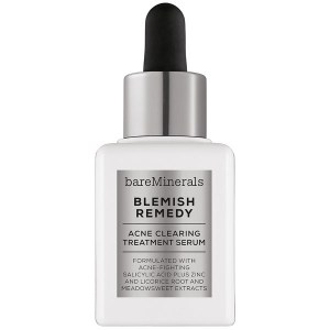 Купить сыворотку для лица bareMinerals Blemish Remedy Acne Clearing Treatment Serum