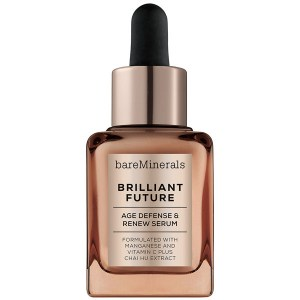 Купить сыворотку для лица bareMinerals Brilliant Future Age Defense & Renew Serum
