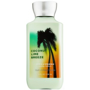 Купить лосьон для тела Bath and Body Works Body Lotion Coconut Lime Breeze