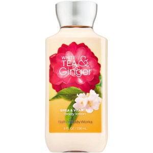 Купить лосьон для тела Bath and Body Works Body Lotion White Tea & Ginger