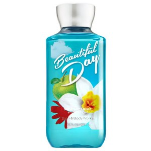 Купить гель для душа Bath and Body Works Shower Gel Beautiful Day