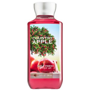 Купить гель для душа Bath and Body Works Shower Gel Country Apple