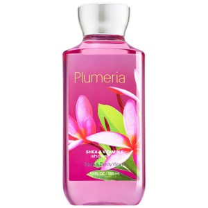 Купить гель для душа Bath and Body Works Shower Gel Plumeria