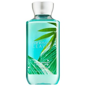 Купить гель для душа Bath and Body Works Shower Gel Rainkissed Leaves
