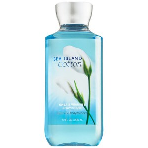 Купить гель для душа Bath and Body Works Shower Gel Sea Island Cotton