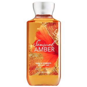 Купить гель для душа Bath and Body Works Shower Gel Sensual Amber