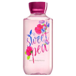 Купить гель для душа Bath and Body Works Shower Gel Sweet Pea