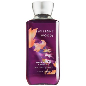 Купить гель для душа Bath and Body Works Shower Gel Twilight Woods