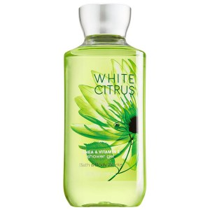 Купить гель для душа Bath and Body Works Shower Gel White Citrus
