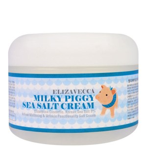 Купить крем для лица Elizavecca Milky Piggy Sea Salt Cream