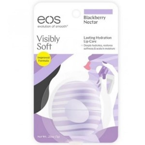 Купить бальзам для губ EOS Visibly Soft Lip Balm Sphere Blackberry Nectar