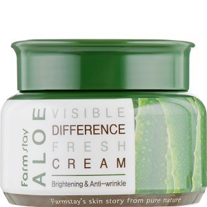 Купить крем для лица FarmStay Aloe Visible Difference Moisture Cream
