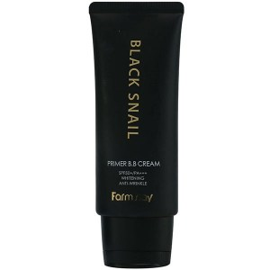 Купить BB крем для лица FarmStay Black Snail Primer BB Cream SPF50+ PA+++