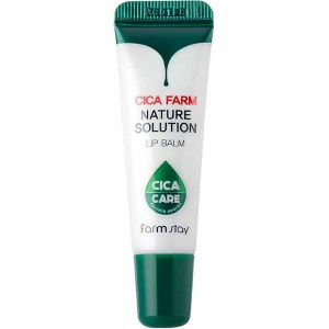 Купить бальзам для губ FarmStay Cica Farm Nature Solution Lip Balm