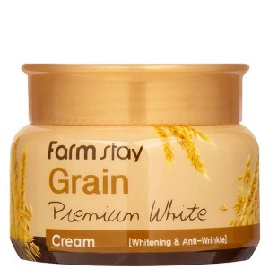 Купить FarmStay Grain Premium White Cream