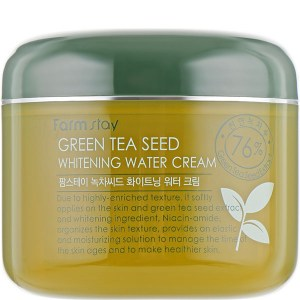 Купить крем для лица FarmStay Green Tea Seed Whitening Water Cream