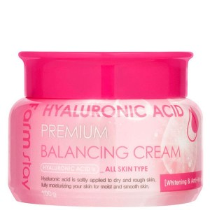 Купить крем для лицаFarmStay Hyaluronic Acid Premium Balancing Cream