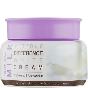 Купить крем для лица FarmStay Visible Difference Moisture Cream Milk