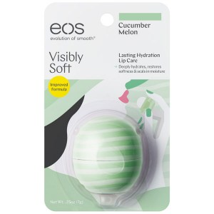 Купить бальзам для губ EOS Smooth Sphere Lip Balm Cucumber Melon