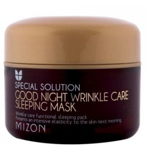 Купить маску от морщин Mizon Special Solution Good Night Wrinkle Care Sleeping Mask